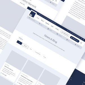 blog wireframe for anglia farmers